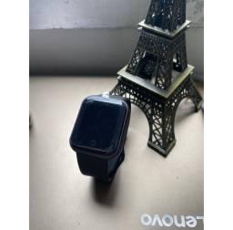 Relógio inteligente D20 preto