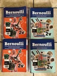 Livros do SAS e Bernoulli!
