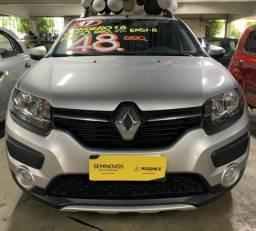 Renault Sandero Stepway 1.6 Automá./ 2017 R$48.990,00 Ligue Agora!!!