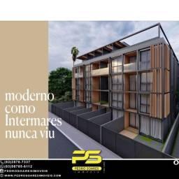 Apartamento com 1 ou 3 dormitório à venda, 31 m² partir de R$ 175.000 - Intermarés - Cabed