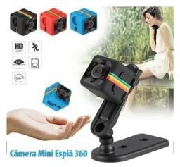 Título do anúncio:  câmera espiã - mini câmera