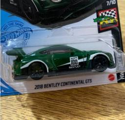 Hot Wheels - 2018 Bentley Continental GT3 - GRX93