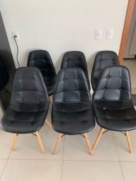 4 Cadeiras Charles Eames