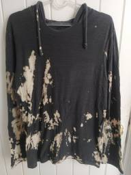 Camisa Zara Tie-Dye