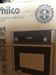 Título do anúncio: Forno elétrico embutir Philco novo 110 v