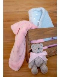 Manta Cobertor para bebê