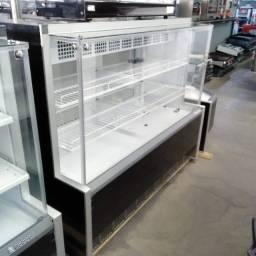 Balcão Expositor Refrigerado novo (tudo para comércio)