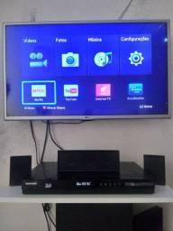Home Theater Blu-Ray 3d Samsung 500w