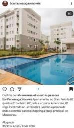 Alugo Apartamento no Gran Felicitá - Centro/ Maracanaú
