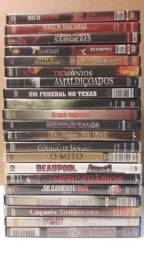 Título do anúncio: 24 DVD filmes (originais) R$ 10,00 cada