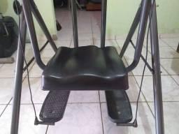 Vendo aparelho de ginástica completo R$ 200,00 zap *