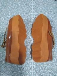 Título do anúncio: Sapato melissa e tênis fila vários tamanhos