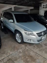Tiguan Tsi automática  4x4 Blindada 2011/2011