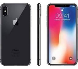 iPhone X 256 GB - Seminovo - Preto