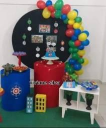 Decoração infantil e adulto vários temas a partir de 100,00 aproveitar a Promoção