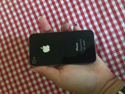 Vendo iPhone 4, por 350 reais