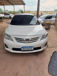 Título do anúncio: Vendo Corolla 2012/2013 Automatico