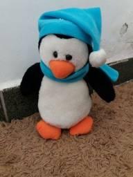 Urso de pelúcia pingüim