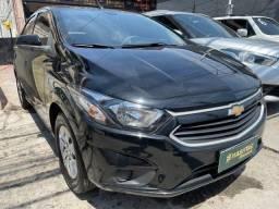 Chevrolet Onix LT - 2018 - 1.0 Flex - Preto