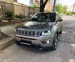 Jeep Compass 2018 baixa km capa de revista novíssimo