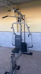 Título do anúncio: Estação de Musculação Athletic Advanced 300m