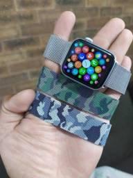 Smartwatch 40mm e 44mm Use fotos na tela inicial