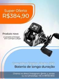 Carretilha Alpha 300 Digital