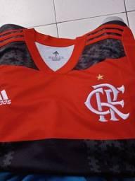 Camisa do Flamengo modelo 2021