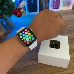 Smartwatch Iwo W26 + Pulseira metálica de brinde - 6x sem Juros!