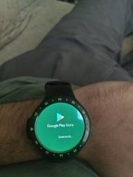 TICWATCH S Knight  - Wear OS by Google (Android) - acesso play store