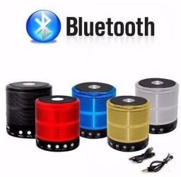 Mini Caixa Som Bluetooth