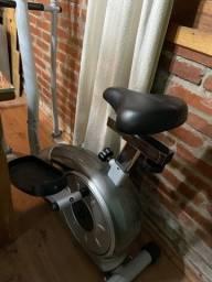 Elíptico bicicleta transport