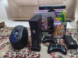 Vendo ou troco Xbox 360 (destravado).