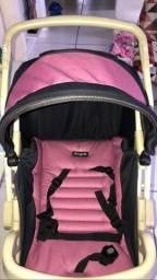 Título do anúncio: Carrinho de bebê Burigotto