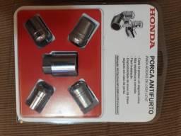 Título do anúncio: Kit Porca antifurto original Honda