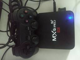 Game Retrô e TvBox