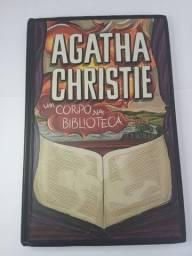 Título do anúncio: Livro - Um corpo na biblioteca - Agatha Christie