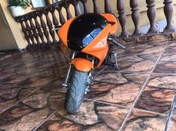 Mini moto 50cc toda revisada !!!
