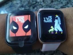 Smartwatch D20Pro Versão HRYFINE