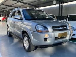 Título do anúncio: Hyundai Tucson Automática com GNV