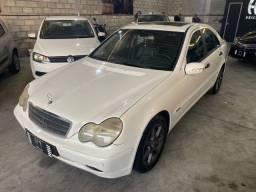 Título do anúncio: Mercedes c180 kompressor  2003 aut