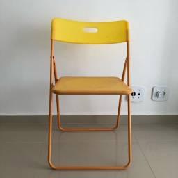 Cadeira Tok&Stok Laranja