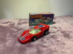 Carrinho matchbox modelo rola matics 1975