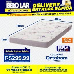 Colchão Ortobom ,Base Ortobom, Compre no zap *