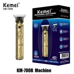 Máquina de Cabelo Km-700b Hair Clipper