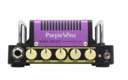 Mini amplificador hotone purple wind