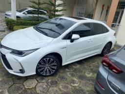 Título do anúncio: Corolla  premium hibrido 21/22 ZERO  km