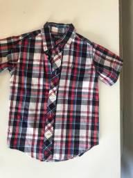 Camisa Ralph Lauren - Tamanho 6