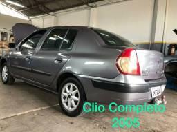 Clio 1.6 Completo 2005