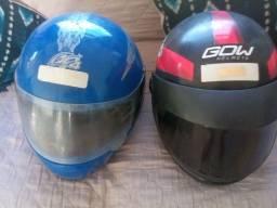 Ótimo capacete quero vender